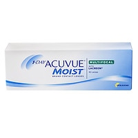 1-Day Acuvue Moist MultiFocal 30Pk Contact Lens- 30 ea
