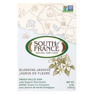 South of France Bar Soap, Blooming Jasmine