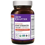New Chapter Bone Strength Take Care, Slim Tablets- 90 ea