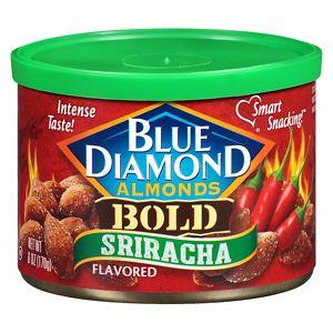 Blue Diamond Almonds, Bold Sriracha