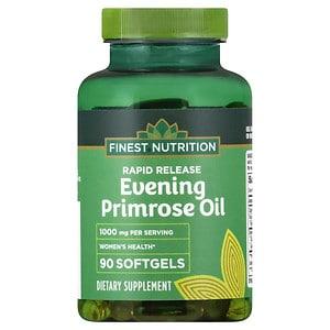 Finest Nutrition Evening Primrose Oil 1000 mg