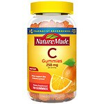 Nature Made Vitamin C Adult Gummies, Orange- 150 ea