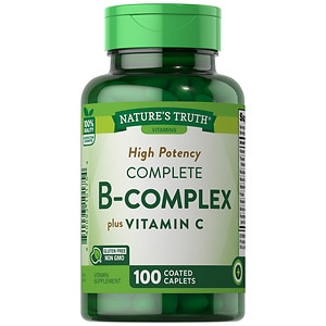 timed release potency b complex