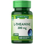 Nature's Truth L-Theanine 200mg- 60 ea