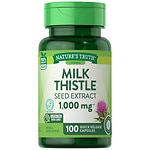 Nature's Truth Milk Thistle Seed Extract 1000mg- 100 ea