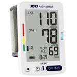 A&D Premium Wrist Blood Pressure Monitor- 1 ea