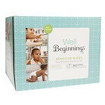 Well Beginnings Wipes Refill Sensitive- 360 ea