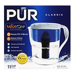 PUR Water Filter Pitcher Classic, 11 Cup- 1 ea