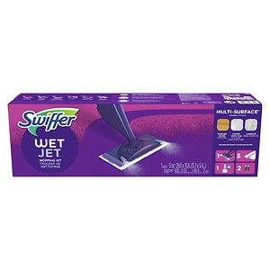 Swiffer WetJet Floor Mop Starter Kit