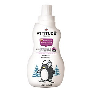 Attitude Little Ones Laundry Detergent, 35 loads, Sweet Lullaby