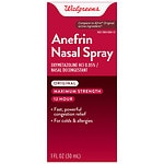 Walgreens Anefrin Nasal Spray, Original- 1 oz
