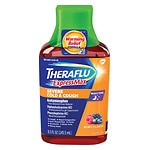 TheraFlu ExpressMax Nighttime Severe Cold & Cough, Berry- 8.3 fl oz