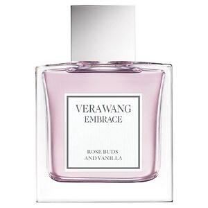Vera Wang Women's Eau de Toilette Spray, Rose Buds & Vanilla