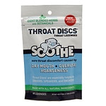 Throat Discs Soothe Throat Lozenges- 46 ea