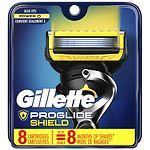 Gillette Fusion ProShield Razor Refill Cartridges- 8 ea