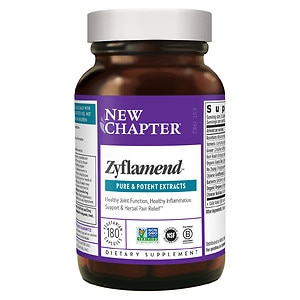 New Chapter Zyflamend Whole Body Vegetarian Capsules- 180 ea