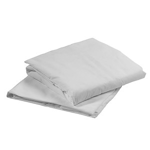 Drive Medical Hospital Bed Fitted Sheets, White, 1 ea