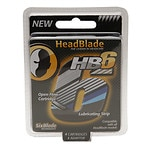 HeadBlade Six Blade Replacement Kit- 4 ea