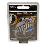 HeadBlade Six Blade Replacement Kit- 4 ea