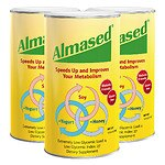 Almased All Natural Diet Shake, 3 pk- 17.6 oz