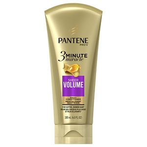 Pantene Pro-V Sheer Volume 3 Minute Miracle Deep Conditioner