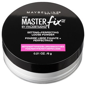 Maybelline Facestudio Master Fix Setting + Perfecting Powder, Translucent