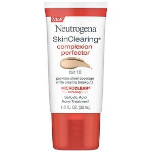Neutrogena Skin Clearing Complexion Perfector, Fair