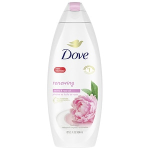 Dove Purely Pampering Body Wash, Sweet Cream and Peony