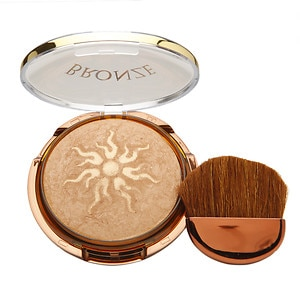 Physicians Formula Bronze Booster Glow-Boosting Baked Bronzer, Medium to Dark