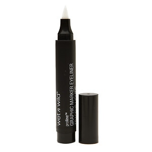 Wet n Wild ProLine Graphic Marker Eyeliner, Jetliner Black