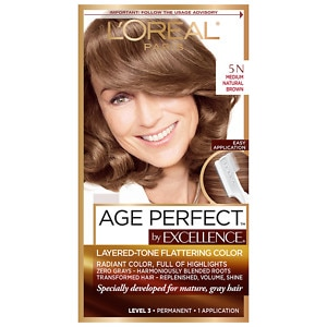 L'Oreal Paris Excellence Age Perfect Layered-Tone Flattering