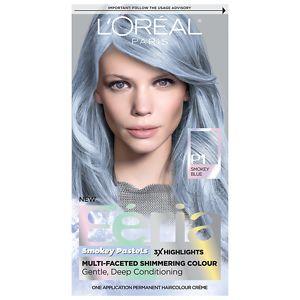 Feria Blue Black 10 Best Loreal Hair Colors
