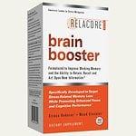 Relacore Brain Booster- 90 ea