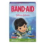 Band-Aid Children Adhesive Bandages, Miles from Tomorrowland, Assorted Sizes- 20 ea