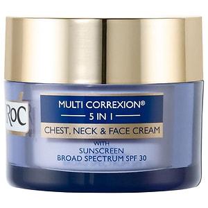 RoC Multi Correxion 5 in 1 Chest, Neck & Face Cream with SPF 30