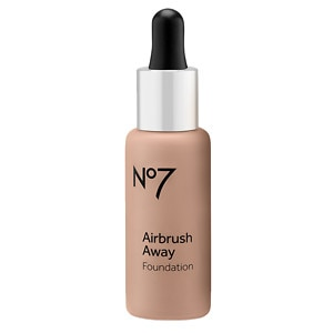 Boots No7 Airbrush Away Foundation, Wheat