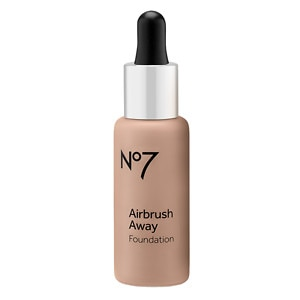 Boots No7 Airbrush Away Foundation, Cool Beige