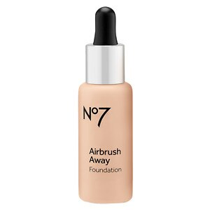 Boots No7 Airbrush Away Foundation, Calico