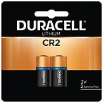 Duracell Ultra Photo Battery, #CR2 3v
