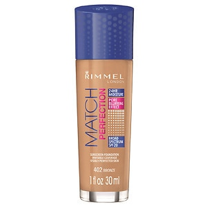 Rimmel Match Perfection Foundation, Bronze