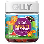 Olly Kids' Multi + Probiotic, Yum Berry Punch- 70 ea