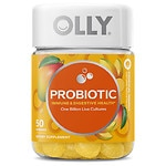 Olly Purely Probiotic, Tropical Mango- 50 ea
