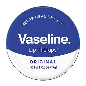 Vaseline Lip Therapy Lip Balm Tin, Original