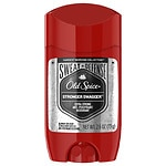 Old Spice Hardest Working Collection Odor Blocker Anti-Perspirant & Deodorant, Stronger Swagger- 2.6 oz