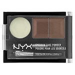 NYX Eyebrow Cake Powder, Auburn/Red- .09 oz