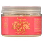 SheaMoisture Scrub, Fruit Fusion- 12 oz