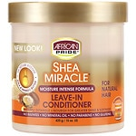 African Pride Shea Butter Miracle Leave-In Conditioner- 15 oz