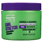 Garnier Fructis Curl Stretch Loosening Pudding- 4 oz