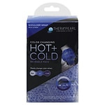TheraPearl Shoulder Wrap Hot/Cold Therapy, Blue- 688 g