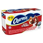Charmin Ultra Strong Toilet Paper- 16 ea